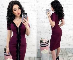 Платье короткое нарядное облегающее Х8043