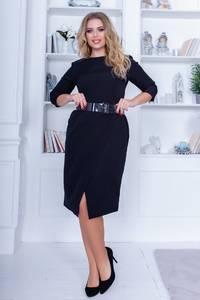 Платье короткое классическое А01662