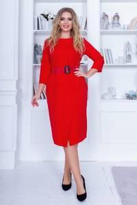 Платье короткое классическое А01664