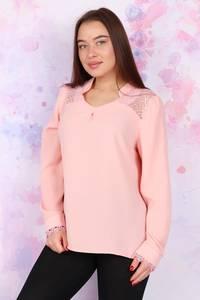 Блуза с длинным рукавом Х7431