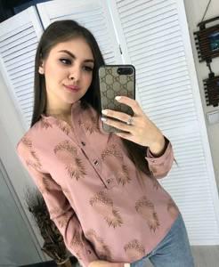 Блуза для офиса А10422