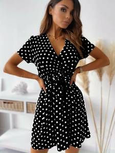 Платье короткое современное А39443