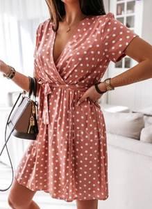 Платье короткое современное А39446