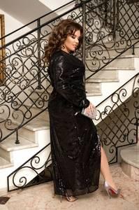 Платье длинное нарядное А10433