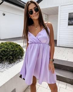 Платье короткое летнее А37511