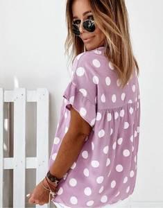 Блуза с коротким рукавом А27293