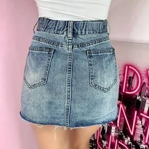 Юбка-шорты джинсовая Я7048
