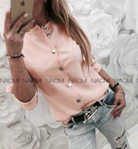 Рубашка однотонная Я6602