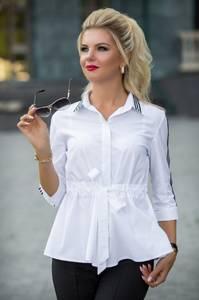 Блуза с коротким рукавом А27043