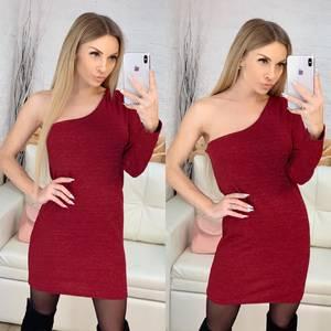 Платье короткое вечернее современное Х2474