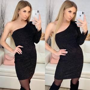 Платье короткое вечернее современное Х2475