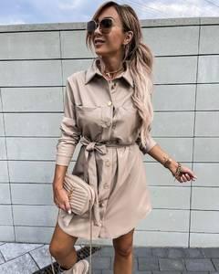 Платье короткое современное А57261