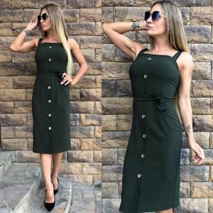 Платье  короткое облегающее У0963
