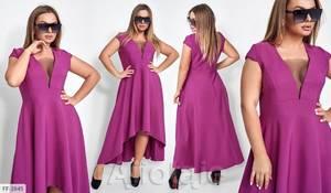 Платье длинное нарядное А38187