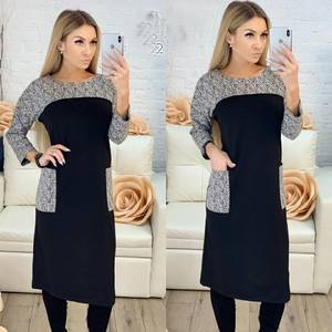 Платье короткое нарядное Х2394