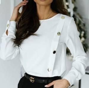 Блуза с длинным рукавом А29061