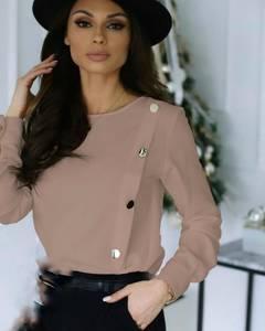 Блуза с длинным рукавом А29062