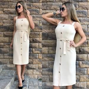 Платье  короткое облегающее У0964
