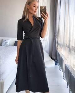 Платье короткое классическое А53692