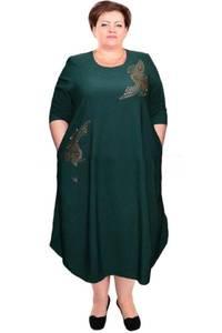 Платье длинное нарядное А04017