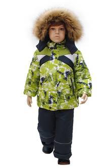 Комплект куртка и брюки П2372