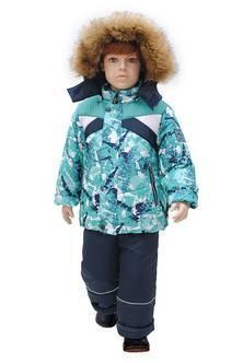 Комплект куртка и брюки П2373