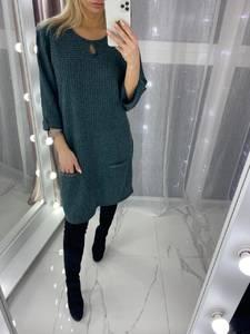 Платье короткое повседневное А23137