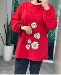 Блуза нарядная А40404