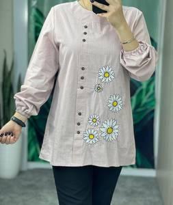 Блуза нарядная А40405