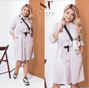 Платье короткое нарядное Я2555