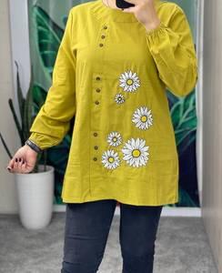 Блуза нарядная А40406