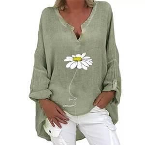 Блуза с длинным рукавом А41485