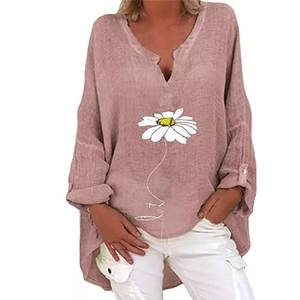 Блуза с длинным рукавом А41486
