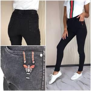 Лосины джинсовые Т9484