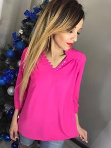 Блуза для офиса Ф9154