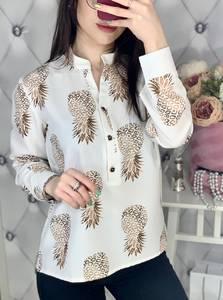 Блуза для офиса Я7117