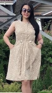 Платье короткое повседневное летнее Т9520