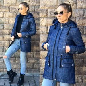 Джинсовая куртка Ф1077