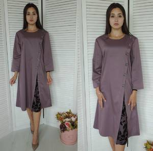 Платье короткое нарядное с кружевом У9838