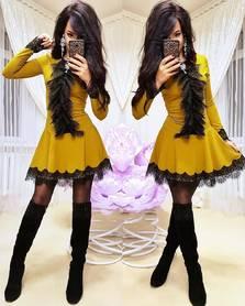 Платье Ф5429