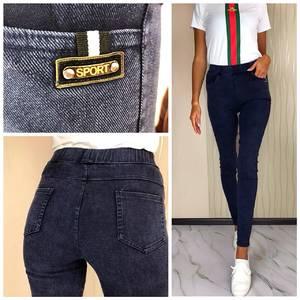 Лосины джинсовые Т9485