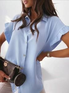 Рубашка с коротким рукавом А34864