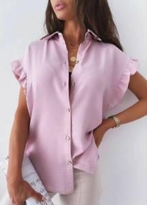 Рубашка с коротким рукавом А34865