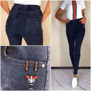 Лосины джинсовые Т9487
