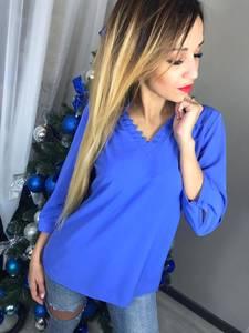 Блуза для офиса Ф9156