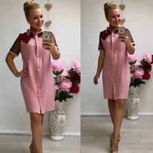 Платье У9091