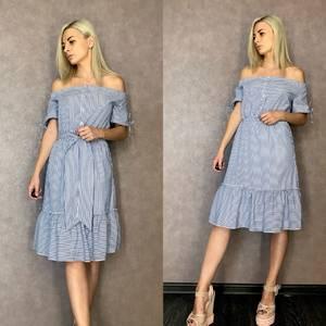 Платье короткое повседневное летнее Т9516