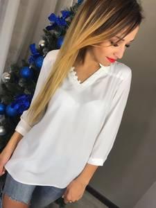 Блуза для офиса Ф9157