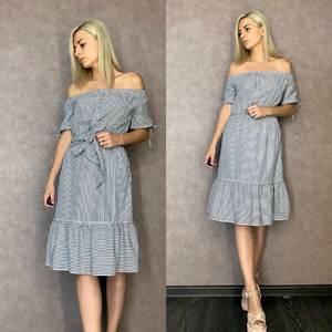 Платье короткое повседневное летнее Т9517
