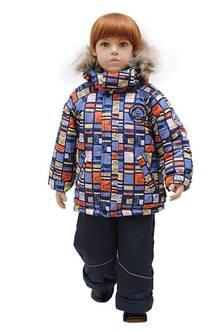 Комплект куртка и брюки П2366